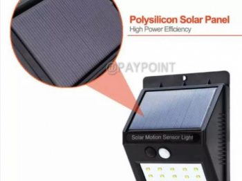 Solar cell lamp